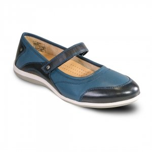 Revere adelaide mary jane flats. comfortable shoes for arch pain and flat feet.