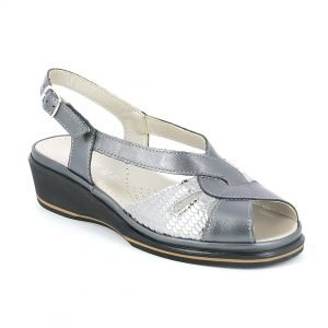 comfortable ladies dress sandals from Italy. get them at footkaki today