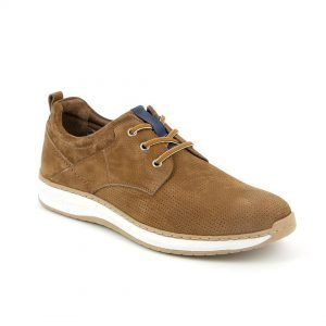 Grünland Nubuck shoes for men. Made in Albania with features made for comfortable walking.