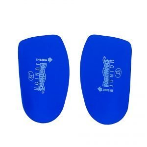 Flexible yet supportive insoles for children between 3 to 9 years old. Helps to correct severe pronation and flat feet. Free professional fitting at Footkaki, Singapore.