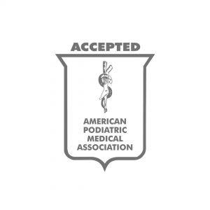 American Podiatric Medicine Association certification for Vionic shoes.